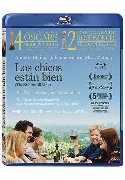 Los Chicos Estan Bien (Blu-Ray) (The Kids Are All Right)