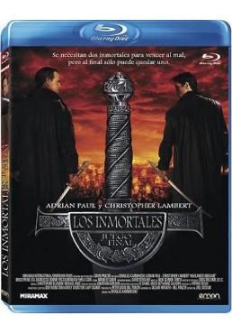 Los Inmortales : Juego Final (Blu-Ray) (Highlander: Endgame)