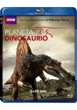 Planeta Dinosaurio (Blu-Ray) (Planet Dinosaur)