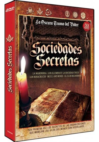 Pack Sociedades Secretas: La Oscura Trama del Poder