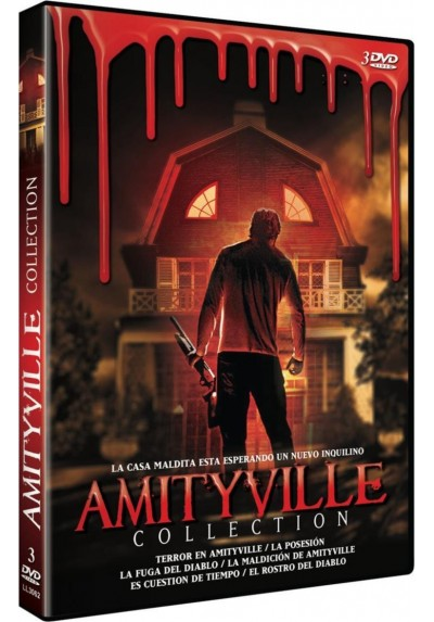 Pack  Amityville Coleccion