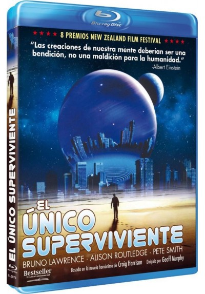 El Unico Superviviente (1985) (Blu-Ray) (BD-R)
