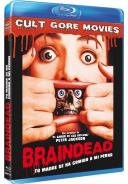 Braindead, Tu Madre Se Ha Comido A Mi Perro (Blu-Ray)
