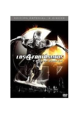 Los 4 Fantásticos y Silver Surfer - Edición Especial 2 Discos (Fantastic Four 2: Rise of the Silver Surfer)