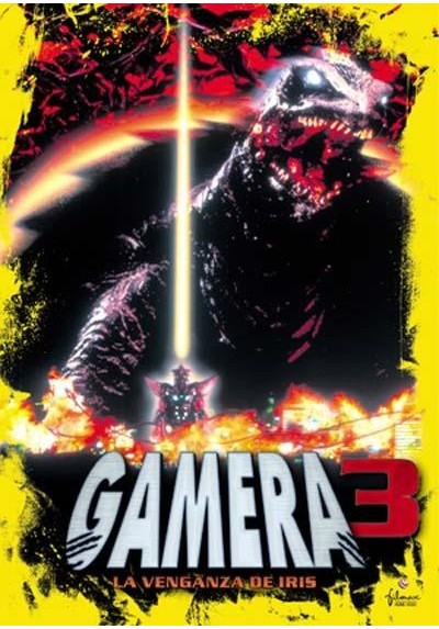 Gamera 3 : La Venganza De Iris (Gamera 3: Iris Kakusei)
