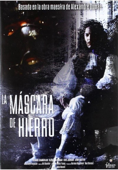 La Mascara De Hierro (1977) (The Man In The Iron Mask)