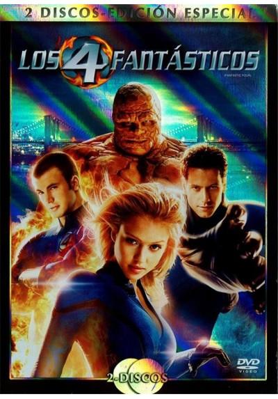 Los 4 Fantásticos - Edición Especial - 2 Discos (Fantastic Four)