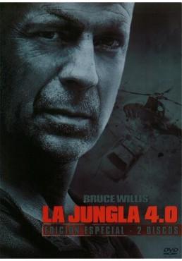 La Jungla 4.0 - Edición Especial - 2 Discos (Die Hard 4)