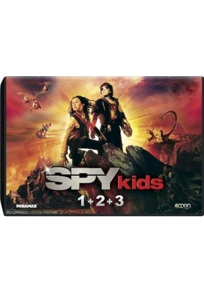 Pack Spy Kids
