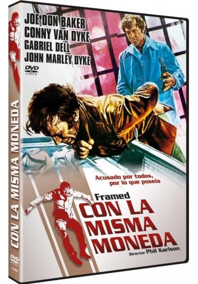 Con La Misma Moneda (Framed)
