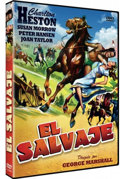 El Salvaje (The Savage)