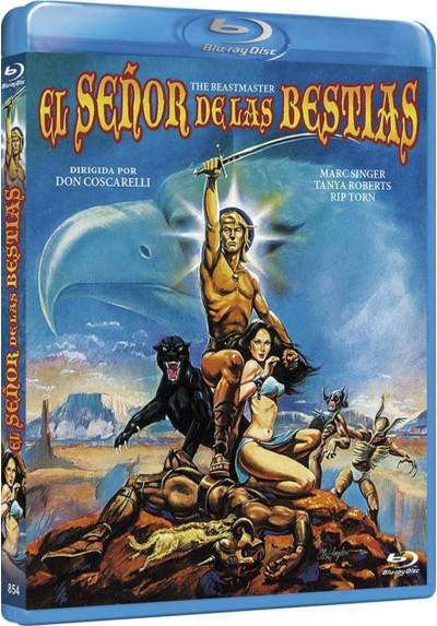 El Señor De Las Bestias (Blu-Ray) (Bd-R) (The Beastmaster)