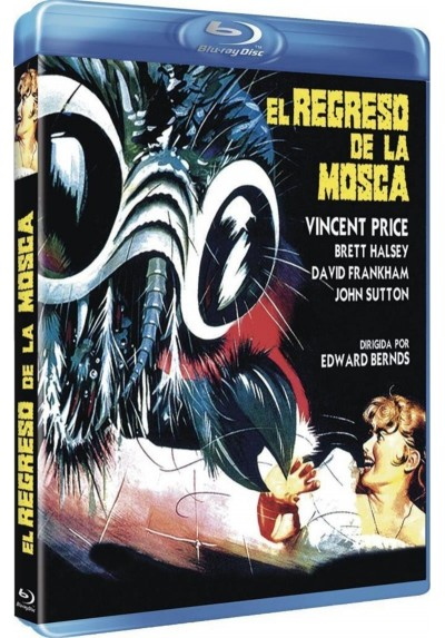 El Regreso De La Mosca (Blu-Ray) (Return Of The Fly)