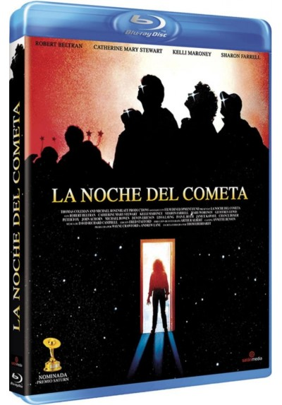 La Noche Del Cometa (Blu-Ray) (Night Of The Comet) (BD-R)