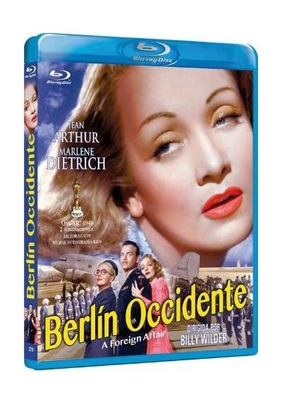 Berlin Occidente (Blu-Ray) (Bd-R) (A Foreign Affair)