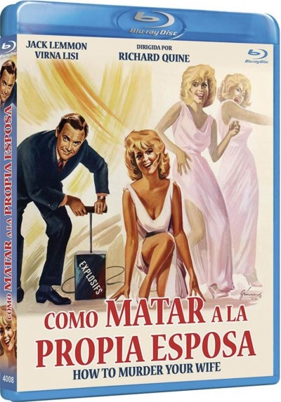 Como Matar A La Propia Esposa (Blu-Ray) (How To Murder Your Wife)