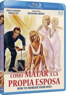 Como Matar A La Propia Esposa (Blu-Ray) (How To Murder Your Wife)