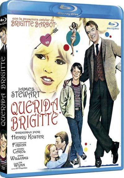 Querida Brigitte (Blu-Ray) (Bd-R) (Dear Brigitte)