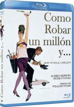 Como Robar Un Millon Y... (Blu-Ray) (Bd-R) (How To Steal A Million)