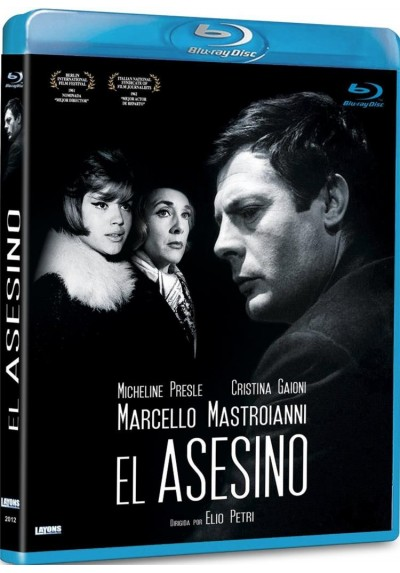 El Asesino (1961) (Blu-Ray) (Bd-R) (L´assassino)