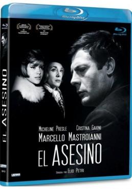 El Asesino (1961) (Blu-Ray) (Bd-R) (L´assassino)