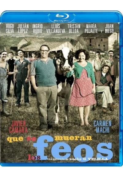 Que Se Mueran Los Feos (Blu-Ray)