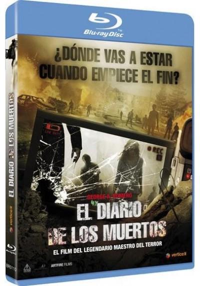 El Diario De Los Muertos (Blu-Ray) (Diary Of The Dead)