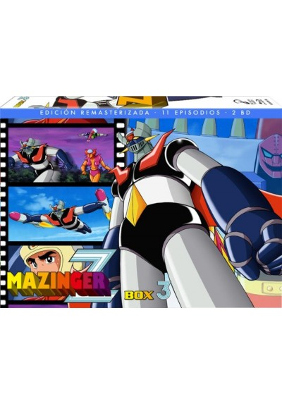 Pack Mazinger Z - Box 3 (Blu-Ray)