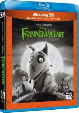 Frankenweenie (Blu-Ray 3d + Blu-Ray 2d)