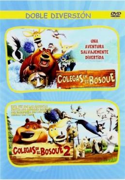 Pack Colegas En El Bosque / Colegas En El Bosque 2