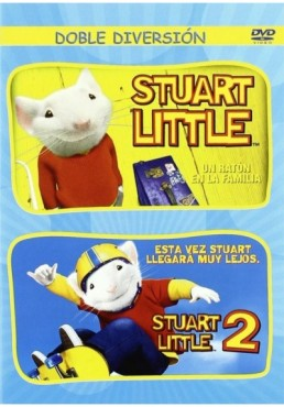 Pack Stuart Little, Un Raton En La Familia / Stuart Little 2