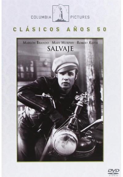 Salvaje (1953) (The Wild One)