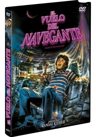 El Vuelo Del Navegante (Flight Of The Navigator)