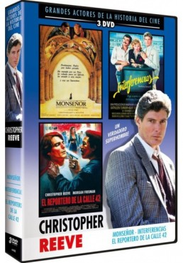 Pack Christopher Reeve