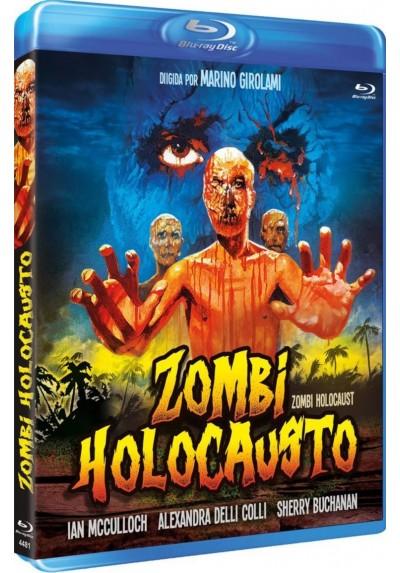 Zombi Holocausto (Blu-Ray) (Zombi Holocaust)
