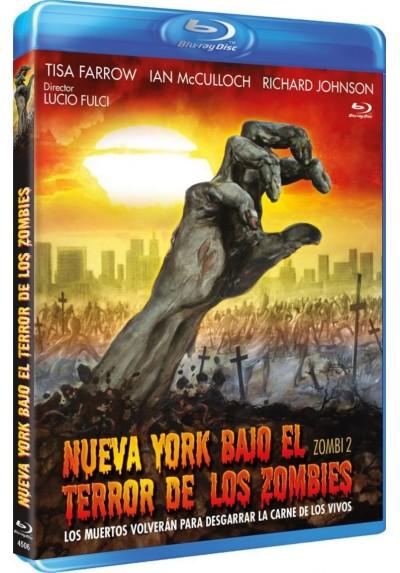Nueva York Bajo El Terror De Los Zombies (Blu-Ray) (Zombi 2)