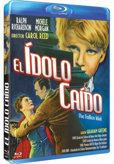 El Idolo Caido (Blu-Ray) (The Fallen Idol)