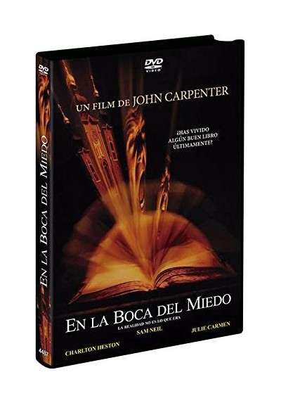 En La Boca Del Miedo (In The Mouth Of Madness)