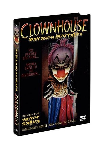 Payasos Mortales (Clownhouse)
