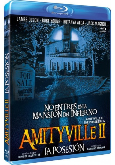 Amityville II : La Posesion (Blu-Ray) (Amityville II: The Possession)