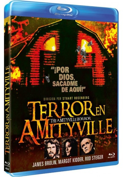 Terror En Amityville (Blu-Ray) (The Amityville Horror)