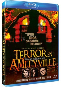 Terror En Amityville (Blu-Ray) (The Amityville Horror)