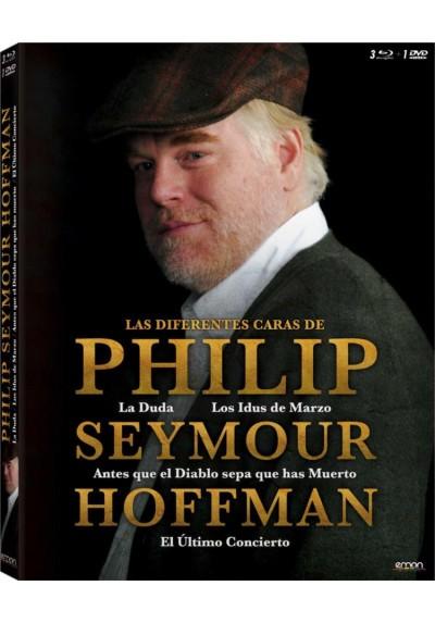 Las Diferentes Caras De Philip Seymour Hoffman