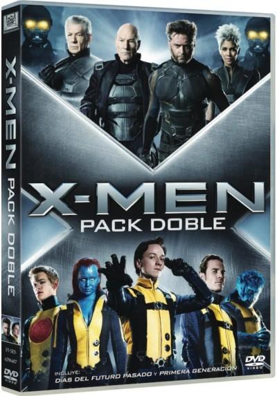 X-Men : Dias Del Futuro Pasado / Primera Generacion