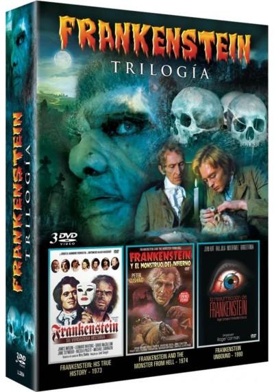Pack Frankenstein Trilogia