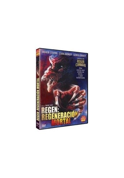 Regen: Regeneracion Mortal (1989) (The Terror Within)