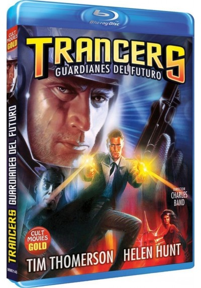 Trancers: Guardianes del futuro (Blu-Ray) (BD-R)