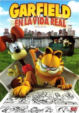 Garfield en la Vida Real (Garfield Gets Real)