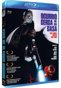 Ocurrio cerca de su casa (C'est arrivé près de chez vous) (Blu-Ray)