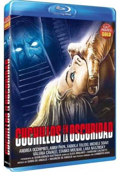 Cuchillos En La Oscuridad (Blu-Ray) (BD-R) (La Casa Con La Scala Nel Buio)